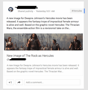 FIlms Hercules Meta Data
