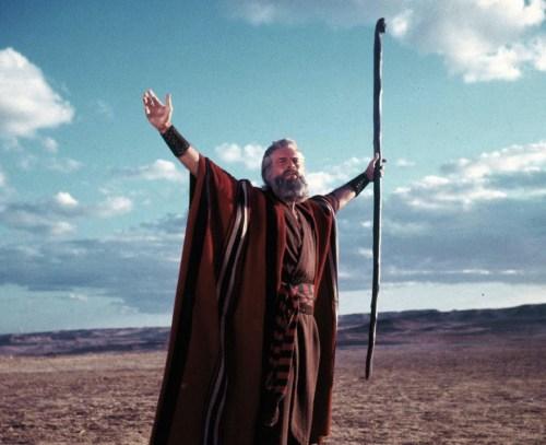Charlton Heston The Ten Commandments