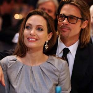 Angelina Jolie speaks on reason behind split with former husband, Brad Pitt