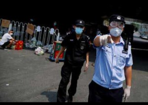 Again, China Imposes Lockdown, Restricts Movement To One Person Per Family a Day