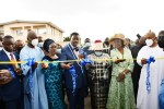 PHOTO: Pastor Adeboye Commissions Global Mission Centre in Ibadan