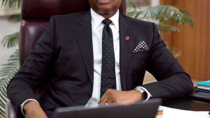 GMD UBA, Kennedy Uzoka wins Coveted Zik Leadership Award