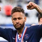 Neymar extends PSG deal until 2025