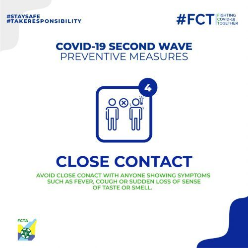 FCT Covid-19 Second Wave