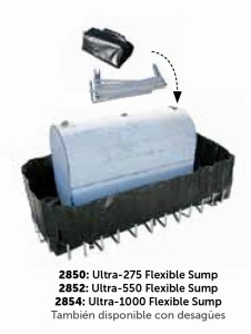 Ultra-Containment Sumps,Flexible Model®
