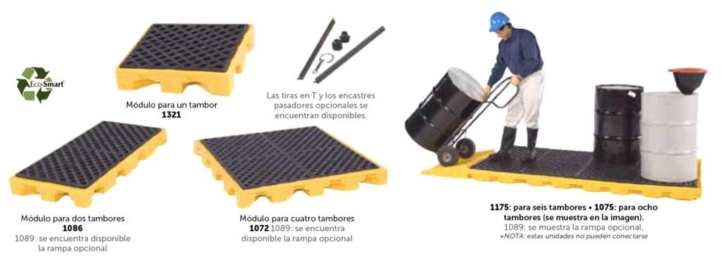 Ultra-Spill Decks®