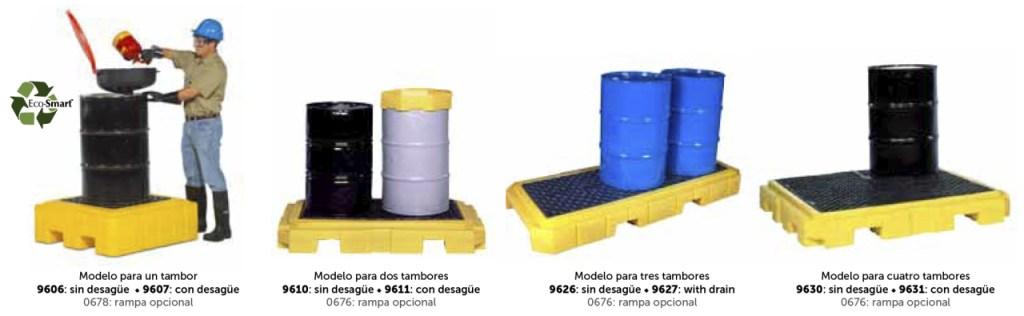 Ultra-Spill Pallet Plus®
