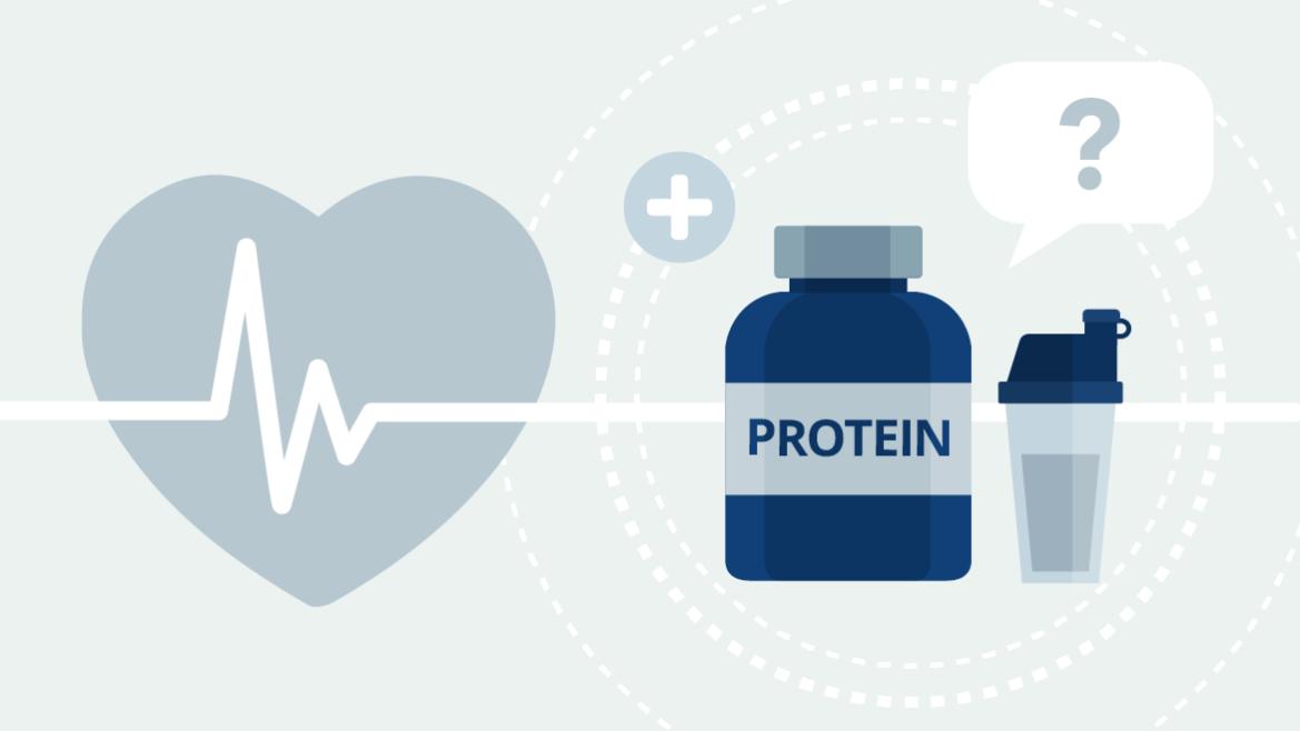 Вреден ли протеин для здоровья?