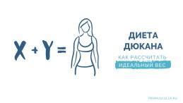Анкета дюкана по вычислению идеального веса | диета дюкана.