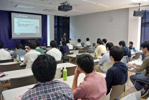 プログラミング生放送勉強会 第28回@東北大学