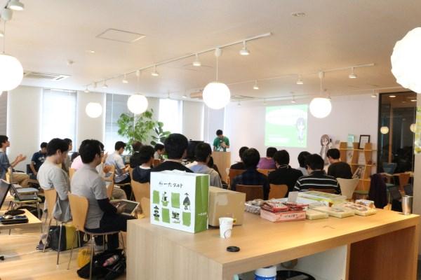 プログラミング生放送勉強会 第29回@サイボウズ株式会社 松山オフィス