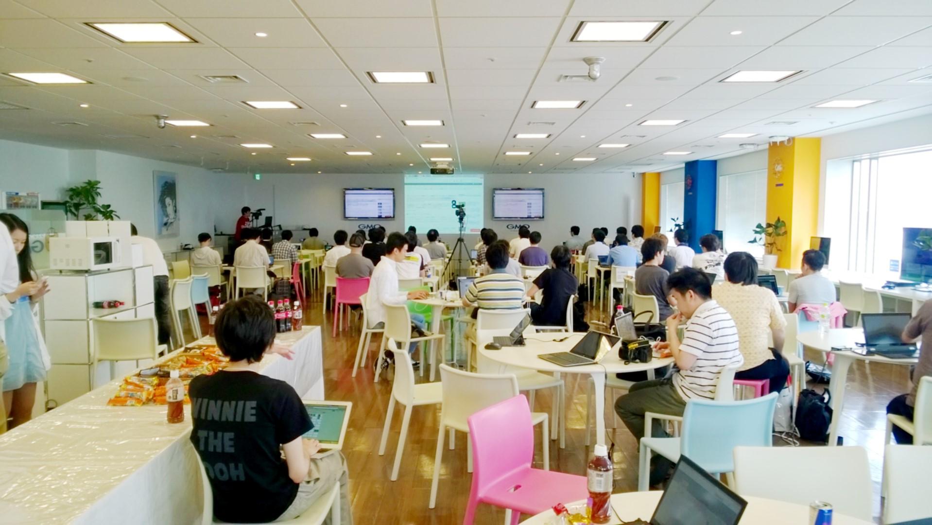 CLR/H+プログラミング生放送勉強会@GMO Yours