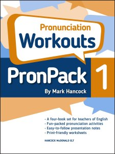 PronPack 1 - front cover