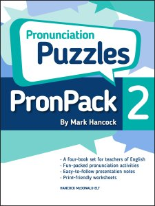 PronPack 2 - front cover