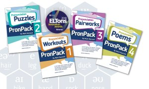Pronpack 1-4 wins the ELTons Teachers Resources Award 2018