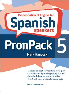 PronPack 5 - front cover