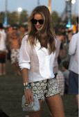 street-style-short-shorts-white-shirt-denim2