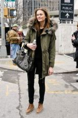 street style parka anorak parca anoraque