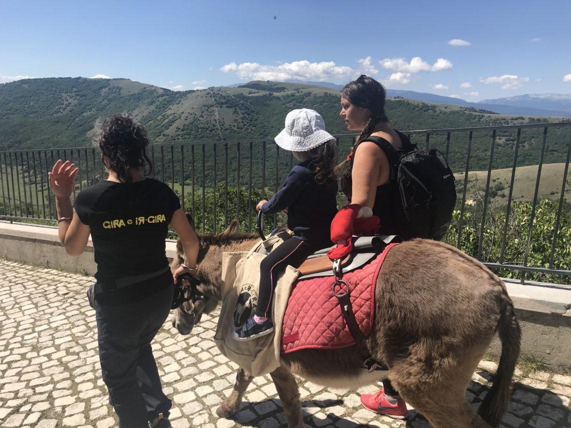 trekking s. stefano sessanio