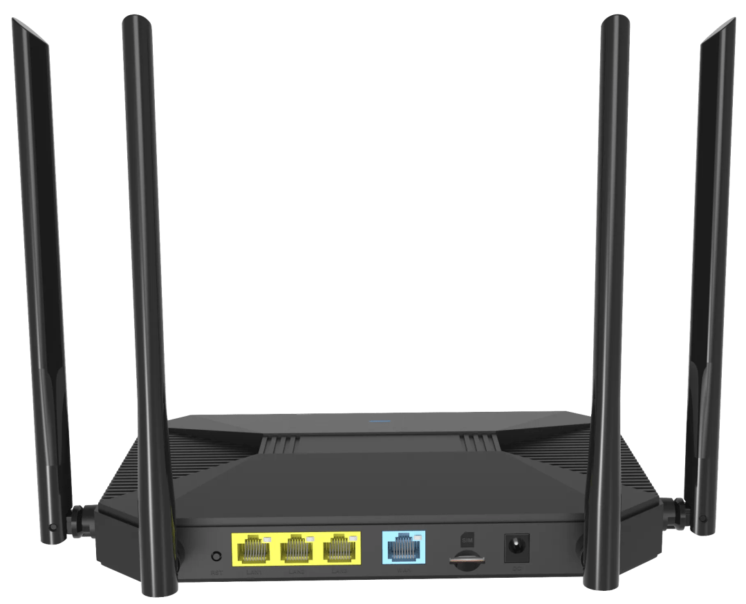 PC14 4G LTE Router