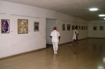 Muestra de Reproducciones de Arte Universal (Colección Consejo provincial Artes Plásticas)