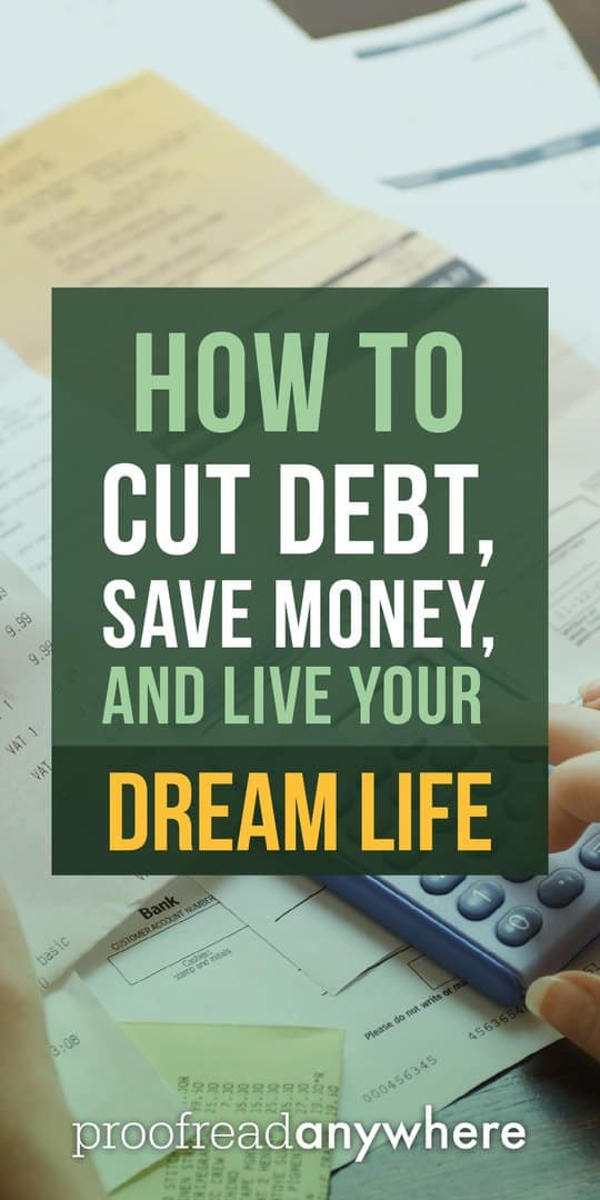 Personal Finance Advice For Freelancers How To Cut Debt