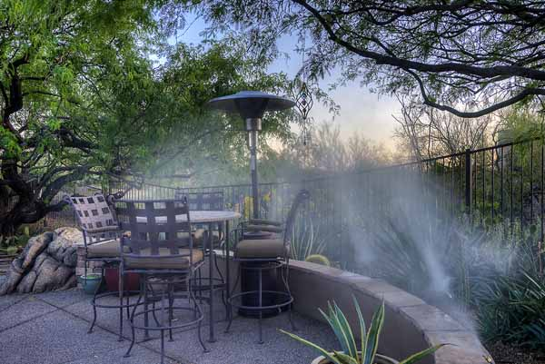 scottsdale misting systems misters