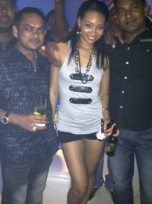 cocaine salim azeez, tameka marshal and fat boy