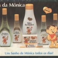 Linha Phebo Turma da Mônica (1990)