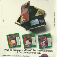 Disney Vídeo Collection (1990)