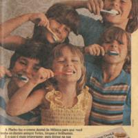 Creme Dental Turma da Mônica Phebo (1976)