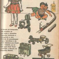 Seção de Brinquedos Mesbla (1961)