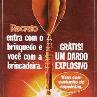 """Revista Recreio com """"explosivo""""? (1980)"""