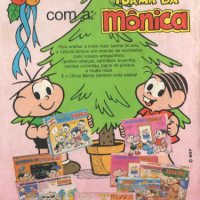 Jogos Coluna- Turma da Mônica (1990)