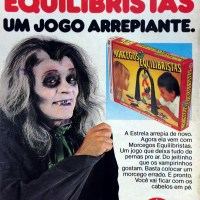 Morcegos Equilibristas Estrela (1989)