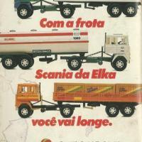 Caminhões Scania da Elka (1985)
