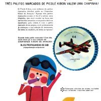 Chapinhas Kibon da Aviação (1962)