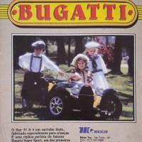 Mini-carro Bugatti (1989)