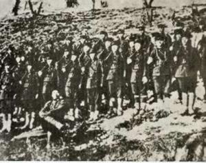 満洲の朝鮮人ゲリラ