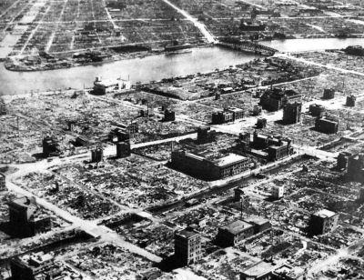 帝都壊滅を喜ぶ東京都の宣伝ビデオと敗戦革命論