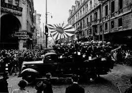 日中戦争の発端は盧溝橋事件ではない 第二次上海事変である