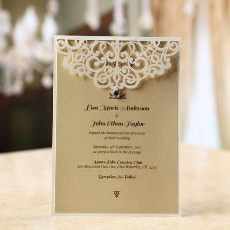 wedding card designs the best ones