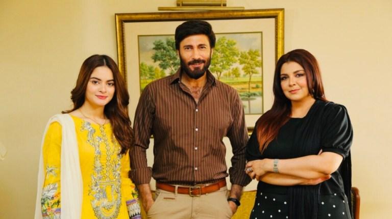 Aijaz Aslam Shines as A Dutiful Husband in Nand [Video]