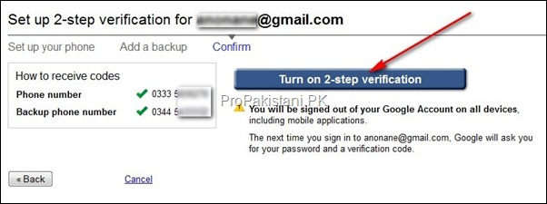 2 step authentication 04 thumb How to Enable 2 Step Verification for Google Account?