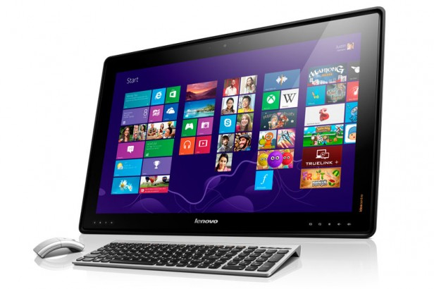 Lenavo IdeaCentre Horizon 21 Lenovo Announces 27 inch IdeaCentre Horizon Tablet PC