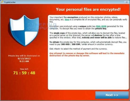 clip image0041 Cryptolocker: The Most Destructive and Rapidly Growing Trojan Yet!