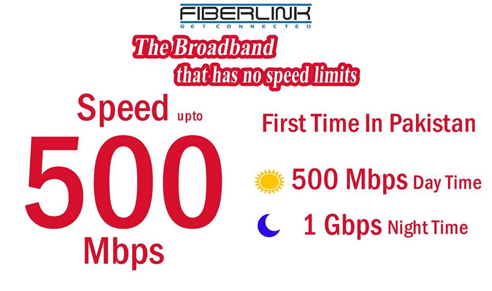 Fiberlink Brings 500 Mbps To 1 Gbps Consumer Internet To