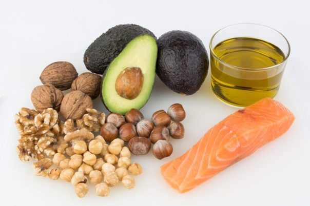 foods with natural fats