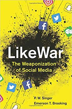 LikeWar – Die Bibliothek der Propaganda – LikeWar