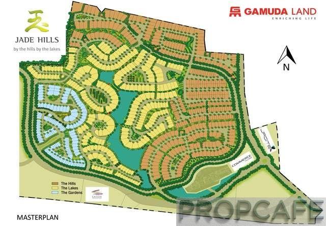 Jade Hills Masterplan